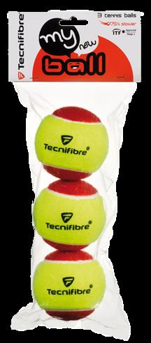 Tecnifibre My New Ball 3 stuks