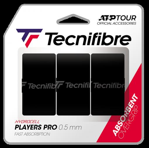 Tecnifibre Players Pro (3stuks) Wit 0.5 mm (kopie)