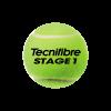 Tecnifibre Stage 1 ballen  (72 stuks)